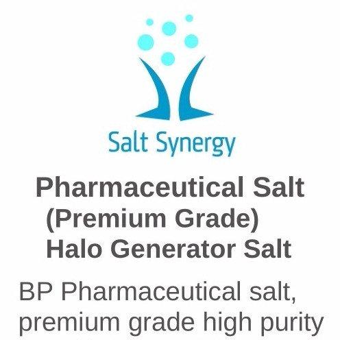 Pharmaceutical Salt - 3kg bag