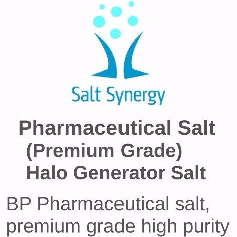 Pharmaceutical Salt 25 kg bag