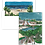 Thumbnail: Set of 5 Christmas in New Smyrna Beach Holiday Cards