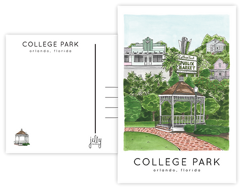 College Park Postcard