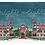 Thumbnail: Nights of Lights, Flagler College Print