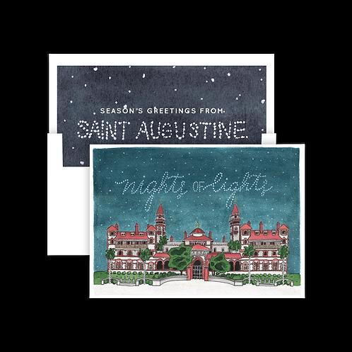 Nights of Lights - Flagler College