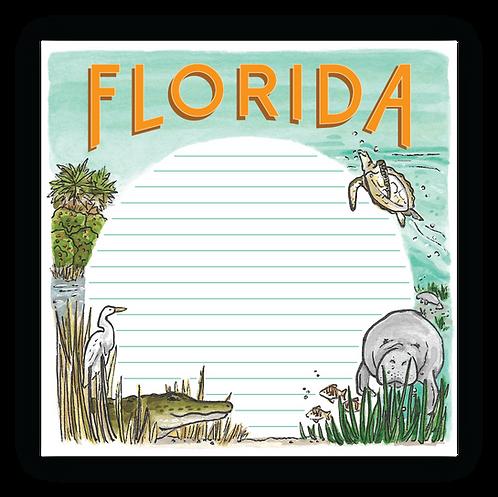 Florida Notepad