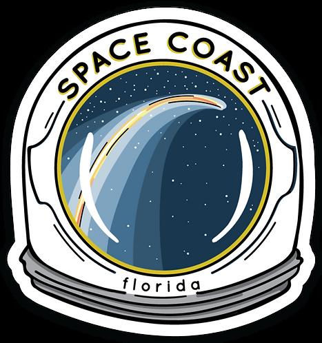 Space Coast Sticker
