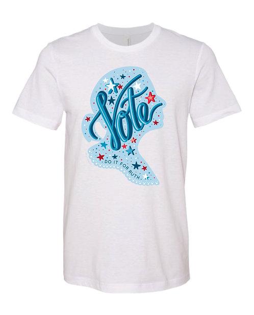 RBG Vote Unisex T-Shirt