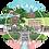 Thumbnail: DeLand Travel Sticker
