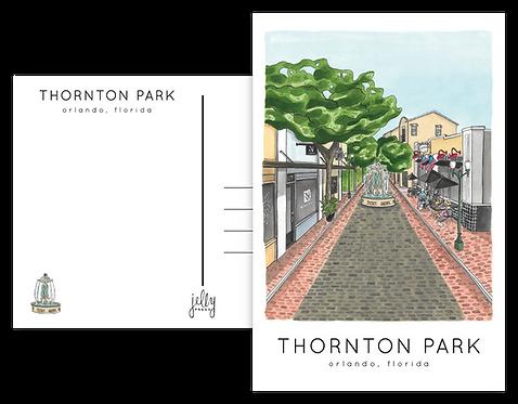 Thornton Park Postcard