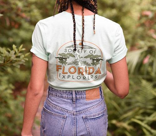 Society of Florida Explorers Adult Unisex T-Shirt