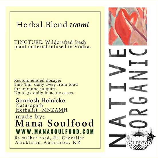 Herbal Tincture 50ml Valerian