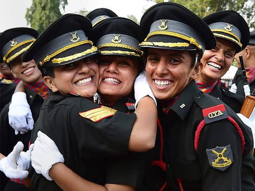 Women in the Army Finally Granted Permanent Commission