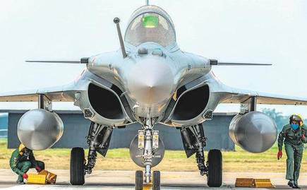 Rafale Jets Inducted Into the IAF