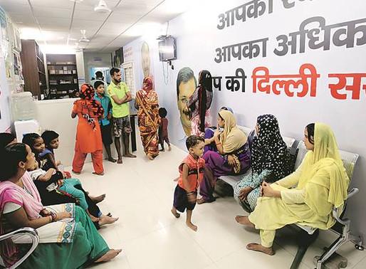 Delhi Records Second-Biggest Spike in Fresh COVID-19 Cases