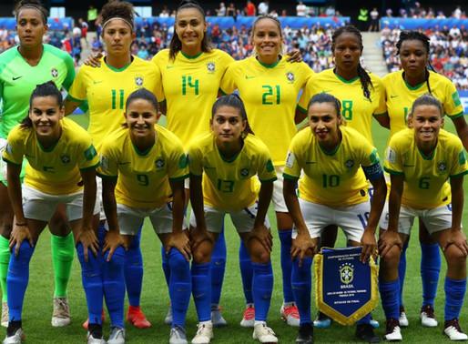 Brazilian Women's Football Team Gets Equal Pay