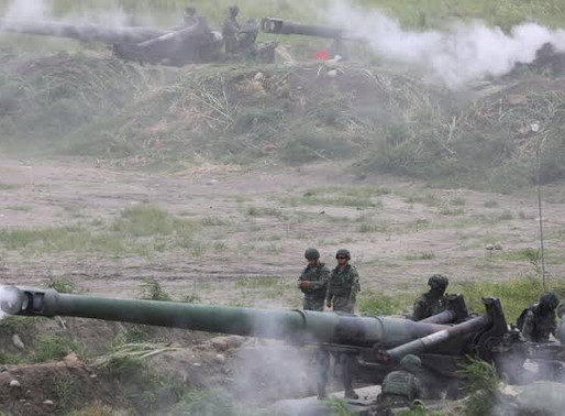 Chinese Military Exercises Cause Tensions with Taiwan