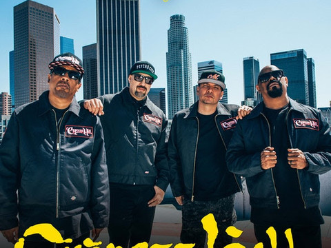 Cypress Hill Release Athens 2019