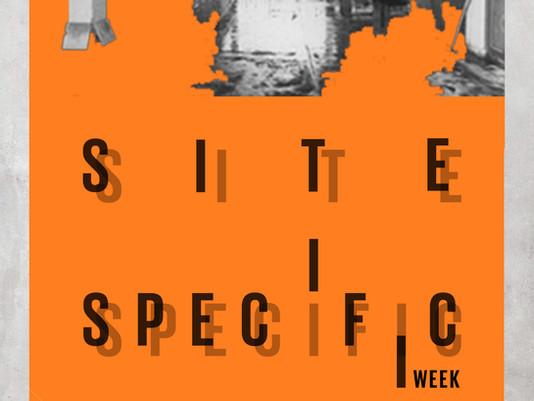 Εβδομάδα Site Specific στο Λιθογραφείοv