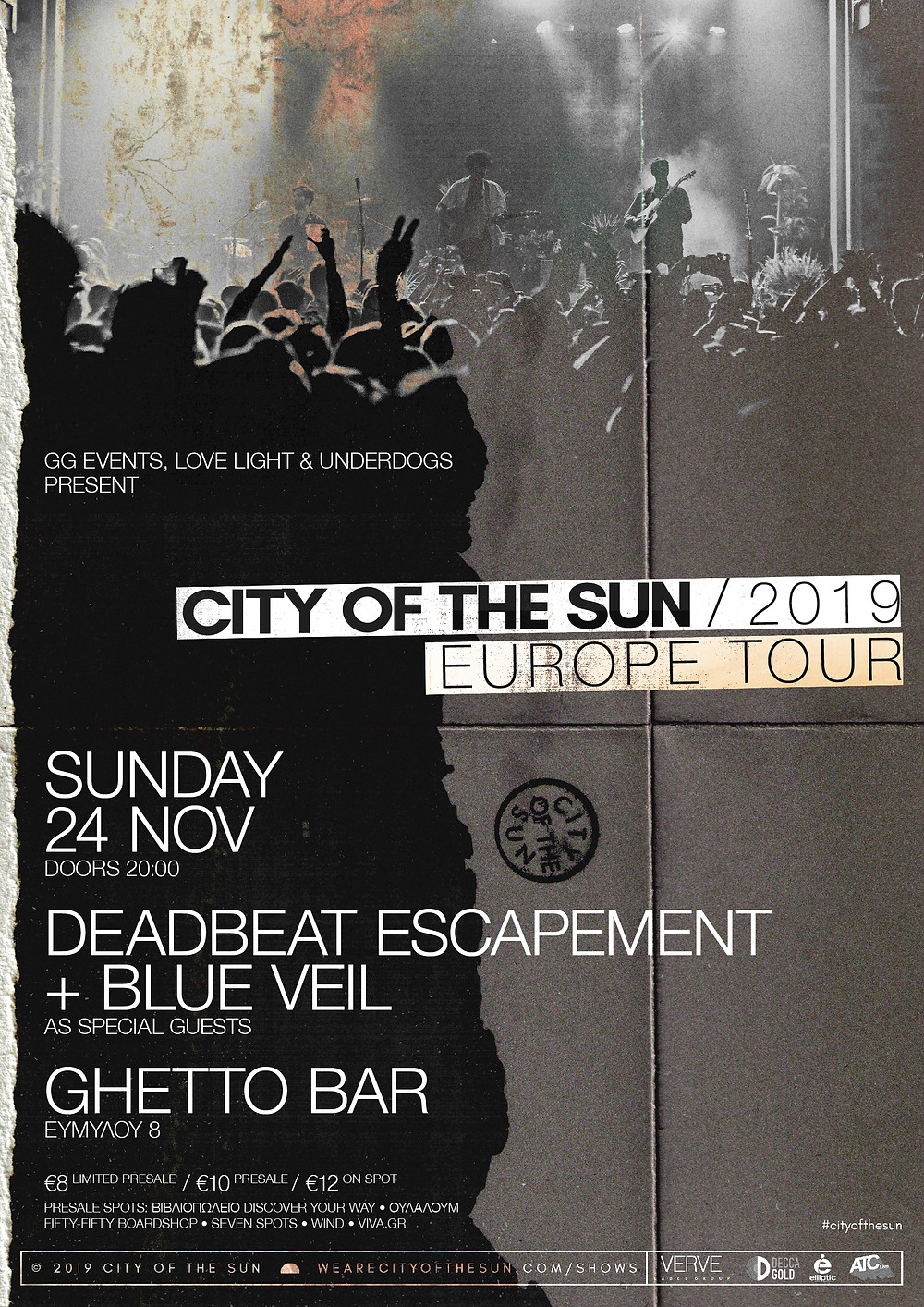 City of the Sun wave 97.4