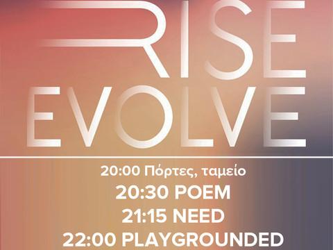 Rise Evolve