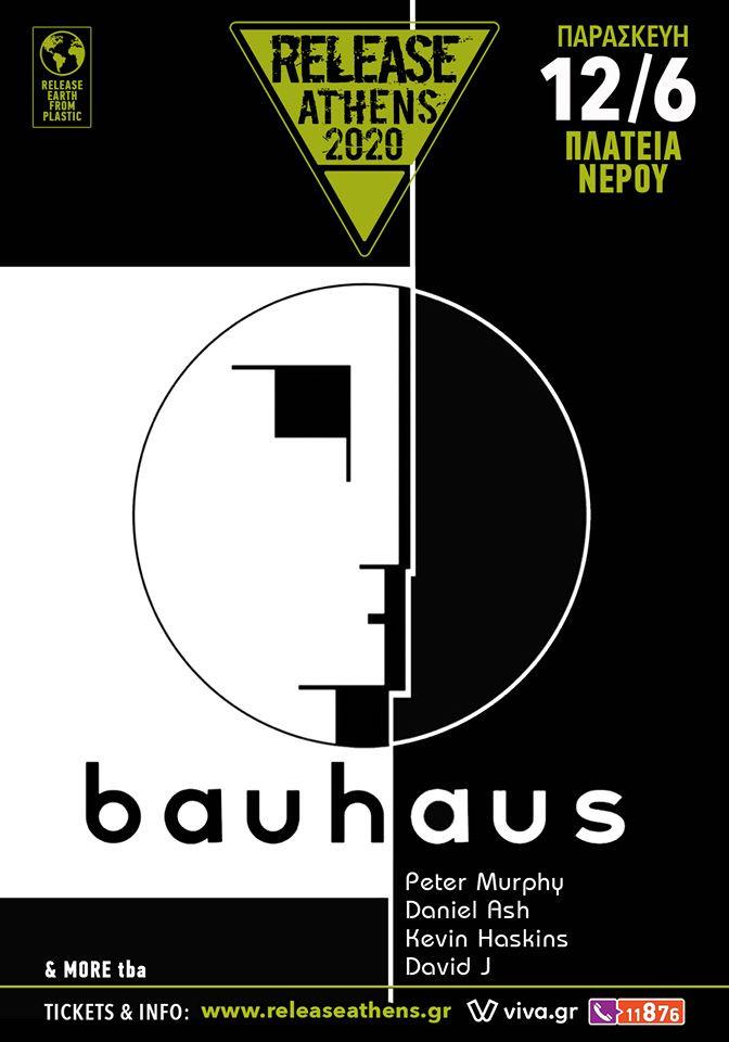 Release Athens 2020 Bauhaus wave 97.4