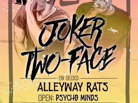 JOKER/TWO-FACE