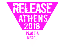 Release Athens 2018 Line Up