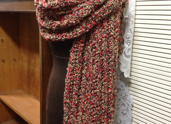 Shawl Be Darned (Synthetic)
