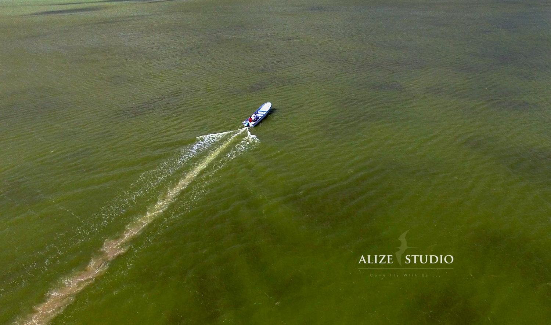 Bateau drone-Modifier