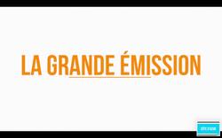 LA Grande Emission Octobre 2018