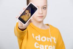 Photographie thérapeutique Adolescen