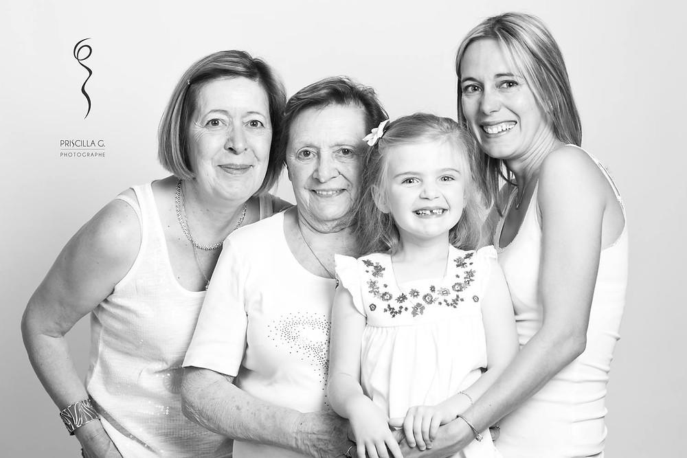 L'importance des photos dans le patrimoine familial - photo de famille