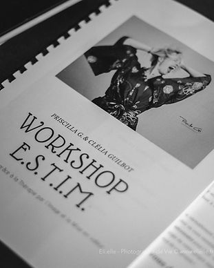 workshop ESTIM Photographie Thérapeutiqu