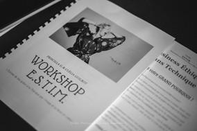 workshop ESTIM Photographie Thérapeutiqu