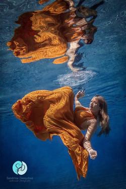 Photo Underwater Sandrine Desquibes