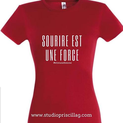 T-Shirt - Être une Femme (suite)