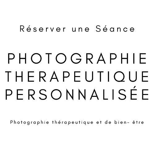Photographie thérapeutique - Séance