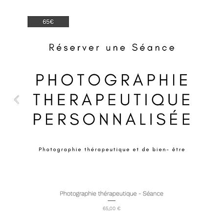 Photographie thérapeutique