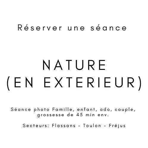 "Séance ""Nature"""