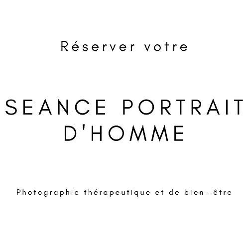 Séance Portrait d'Homme