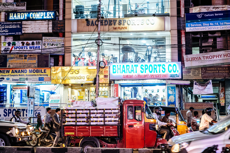 Voyage photo en Inde