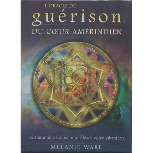 ORACLE DE GUÉRISON DU CŒUR AMÉRINDIEN