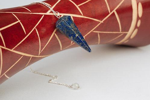Pendule «de la paix interieur» - Lapis Lazuli