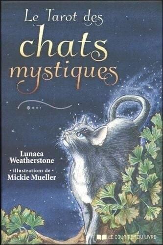 Le tarot des chats mystiques