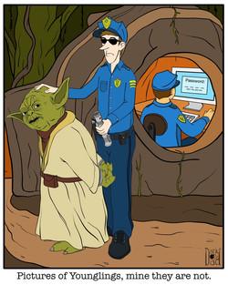 Yoda's little secret