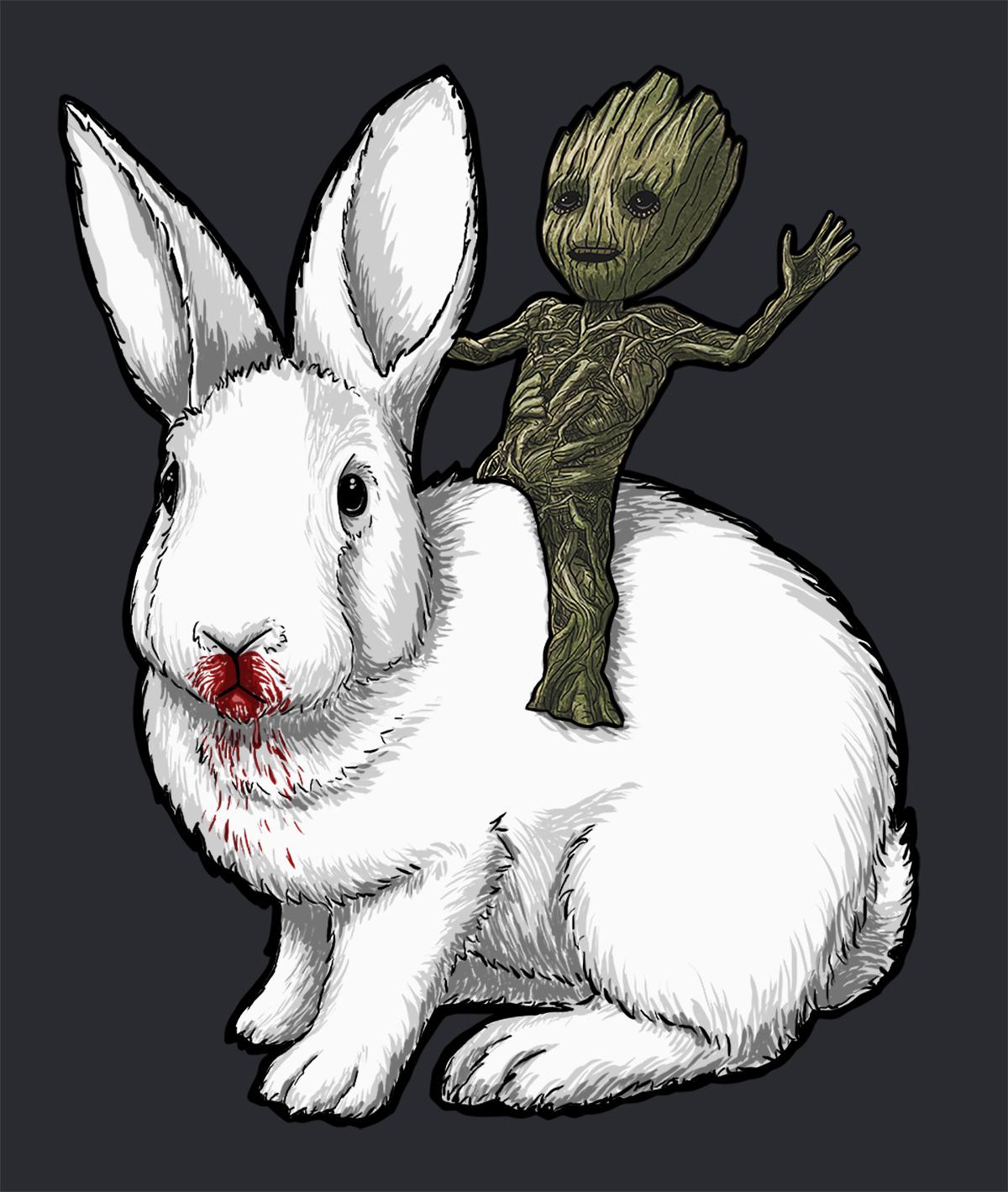 Groot Rabbit