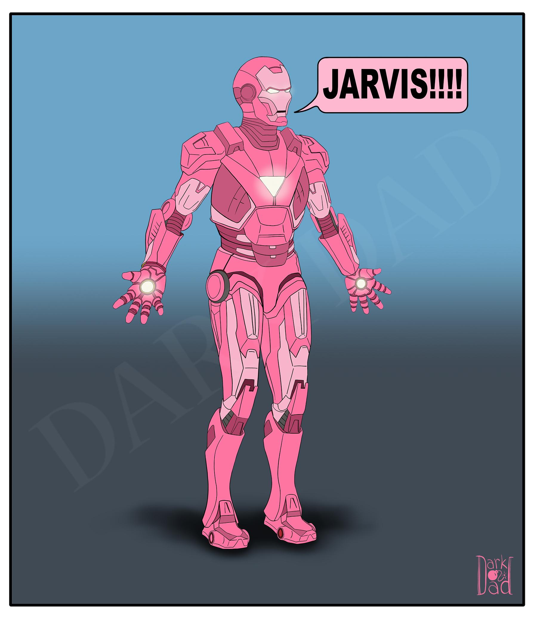Pink Ironman