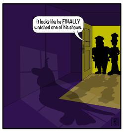 Barney's Curtain Call sm