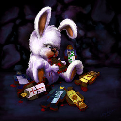 Bloody Bunny Final