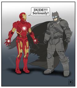 Iron(bat)man