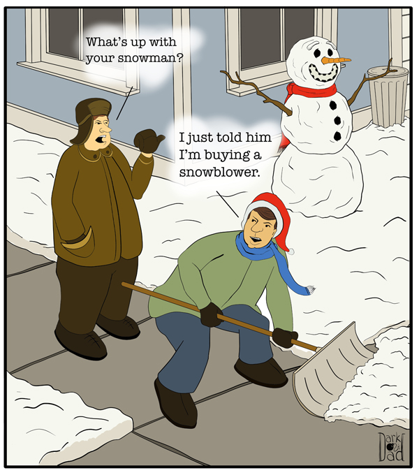Frosty Day