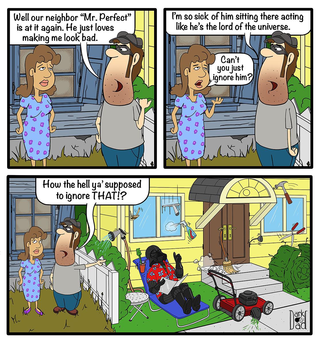 Darth Neighbor sm
